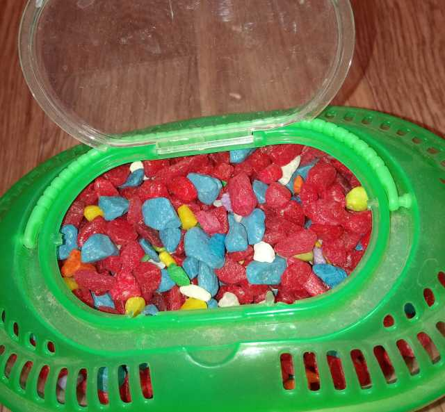 Продам: Камушки для аквариума(1кг)