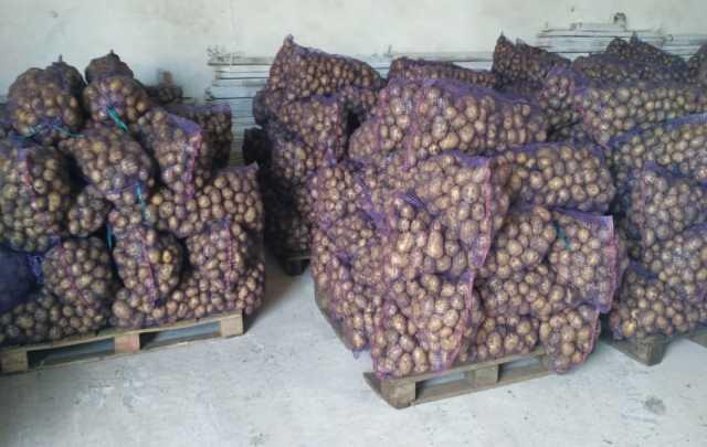 Продам картошка