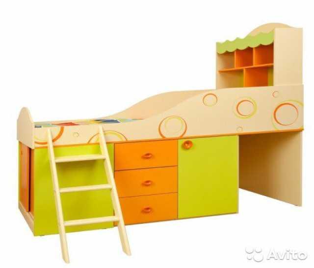 Продам Подрасковая кровать