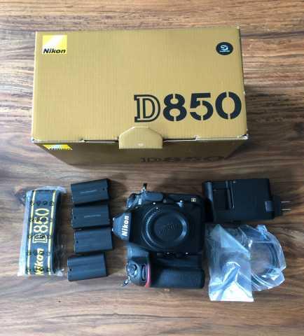 Продам D850