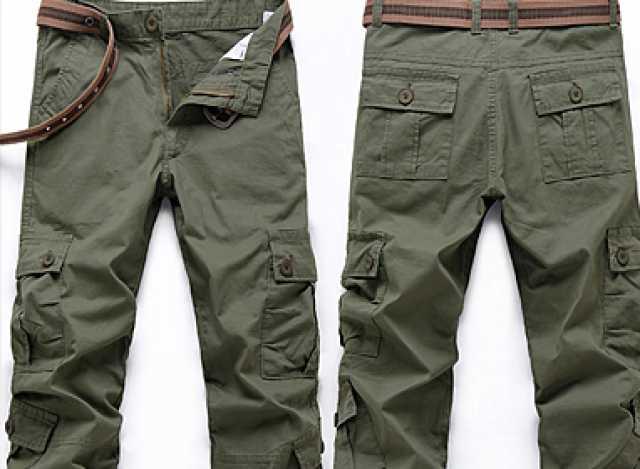 Продам Брендовые мужские брюки-карго
