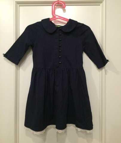 Продам Платье для девочки (4-5 лет) из хлопка