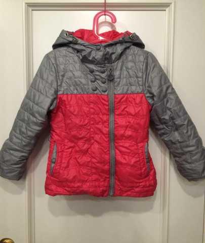 Продам Куртка на девочку 6-8 лет