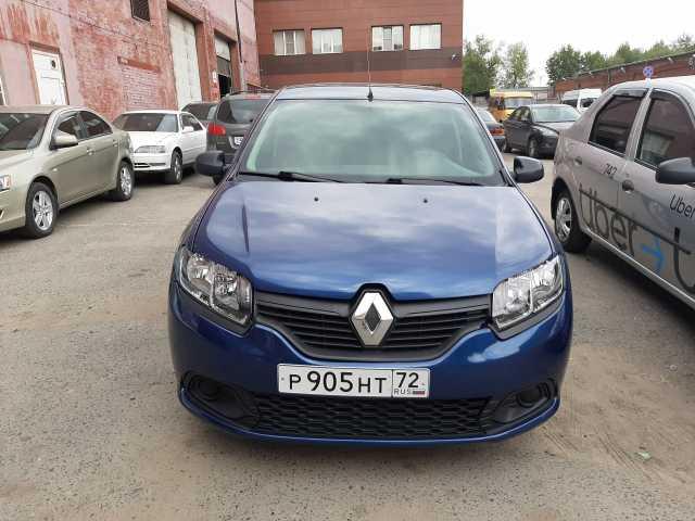 Предложение: Renault Sandero в аренду под выкуп
