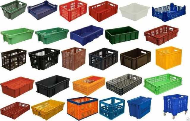 Продам: Ящики пищевые