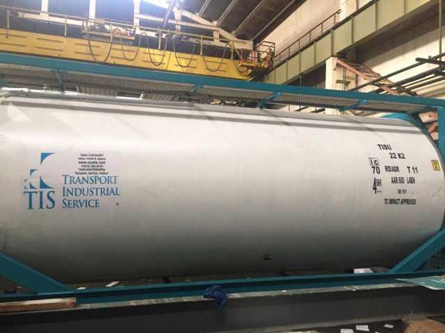 Продам контейнер-цистерна Т11(ИМО1), L4BN
