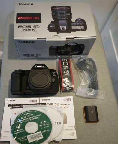 Продам Canon EOS 5D Mark IV 30.4MP Цифровая зер