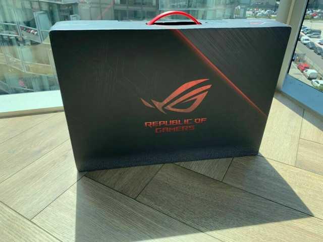 Продам Игровой ноутбук ASUS GL703G Core i7-8750