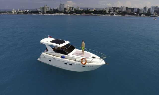 Продам: Аренда моторной яхты в Сочи