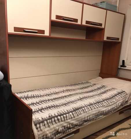 Продам: Кровать встроенная в шкаф, с доп. матрас