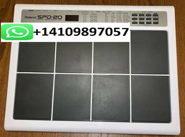 Продам Roland SPD-20 Total Percussion Pad