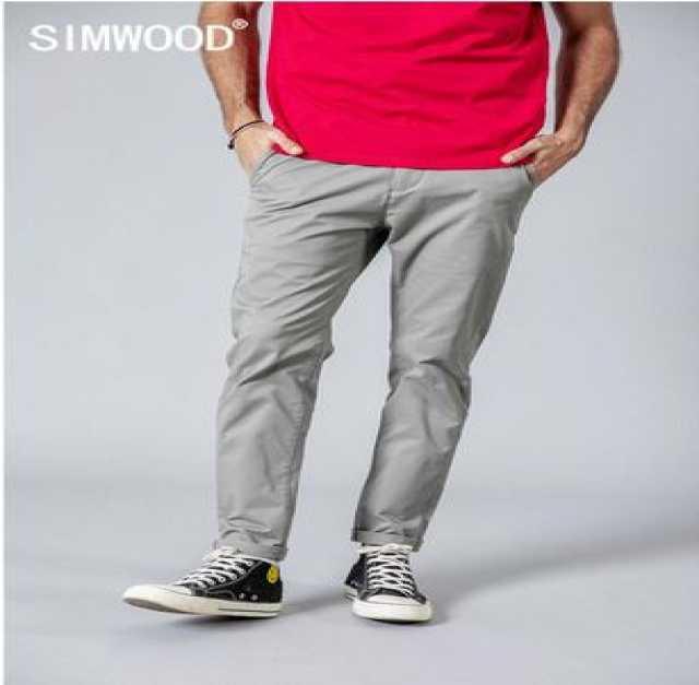 Продам Мужские повседневные брюки из хлопка