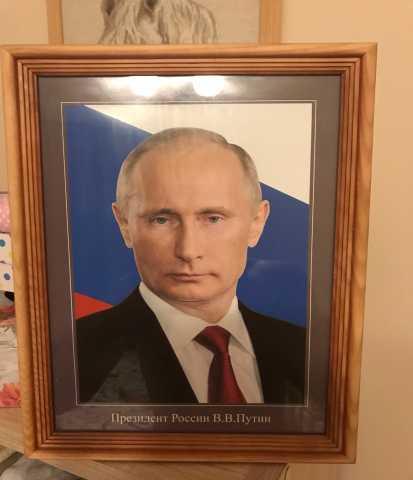 Продам Портрет Владимира Владимировича Путина
