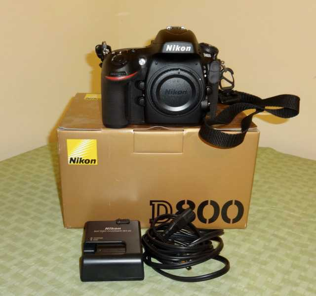 Продам Nikon D800 36.3MP Digital SLR DSLR Camer
