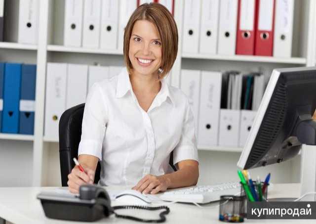 Вакансия: Cпециалист с опытом работы в рекламе