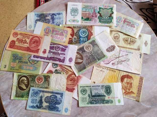 Продам Монеты, банкноты, значки СССР