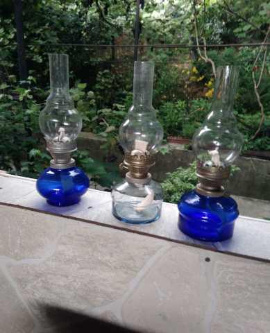 Продам Лампы керосиновые