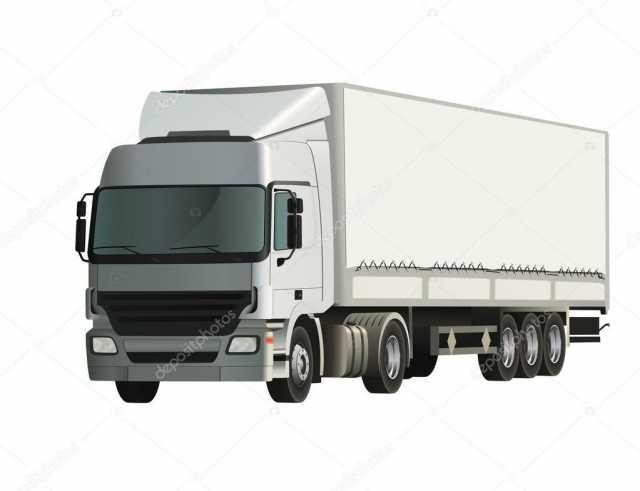 Вакансия: Водитель с личным грузовым транспортом