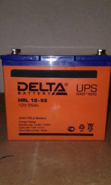 Продам Аккумулятор DELTA UPS HRL 12-55