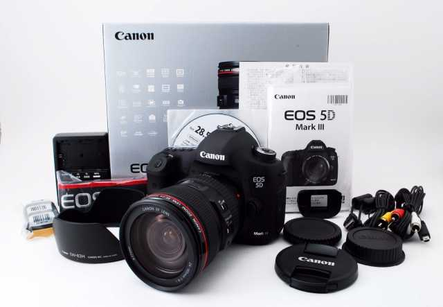 Продам Canon EOS 5D Mark III camera + 24-105mm