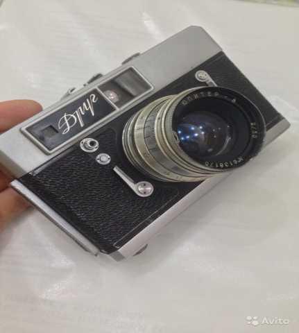 Продам: Коллекционный фотоаппарат: Друг (Зоркий