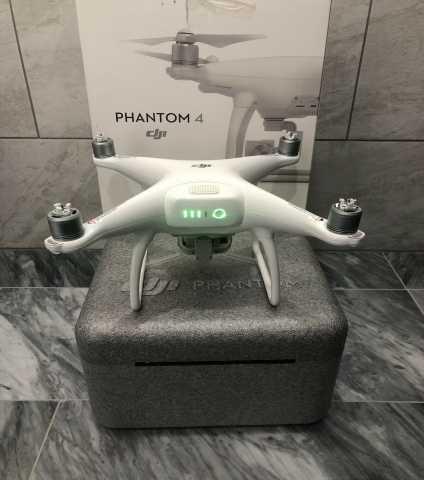 Продам DJI Phantom 4 Quadcopter 4k видеокамера