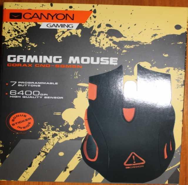 Продам Мышь Canyon