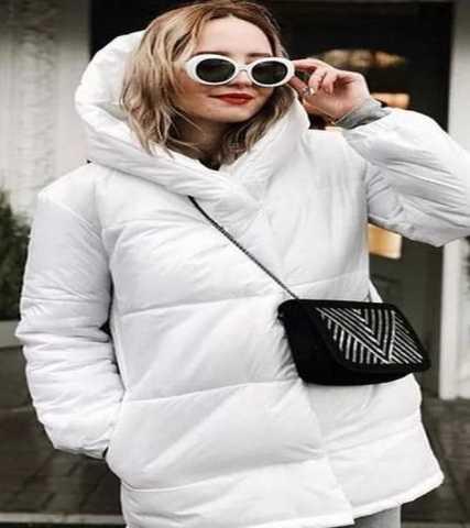 Продам Зимняя тёплая куртка Зефирка