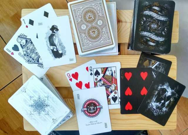 Продам: карты игральные