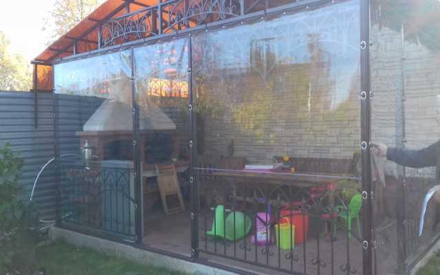 Продам: Мягкие ПВХ окна
