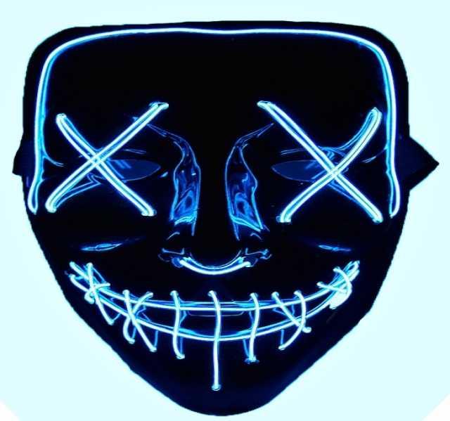 Продам Неоновые маски
