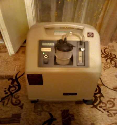 Продам: Концентратор кислорода АРМЕД 7F-5 для зд