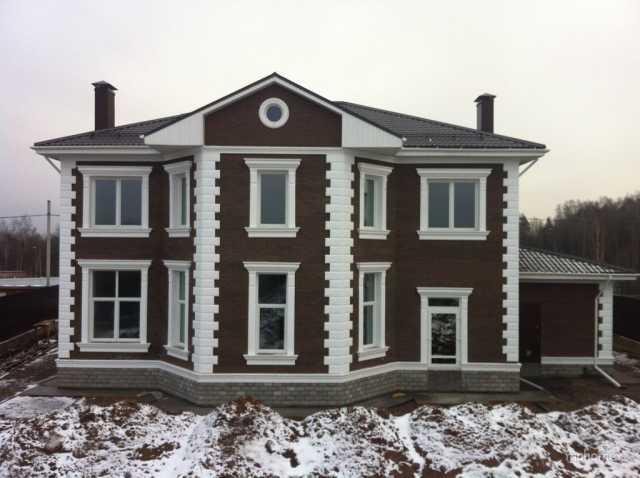 Продам: Фасадный армированный декор