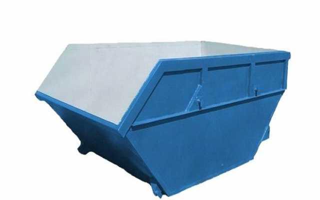 Предложение: Вывоз мусора контейнерами 8 и 20 кубов