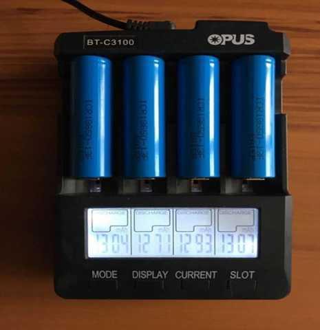 Продам Аккумуляторы EAIEP ICR18650-13F