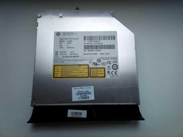 Продам DVD для ноутбука HP G6 (GT80N)