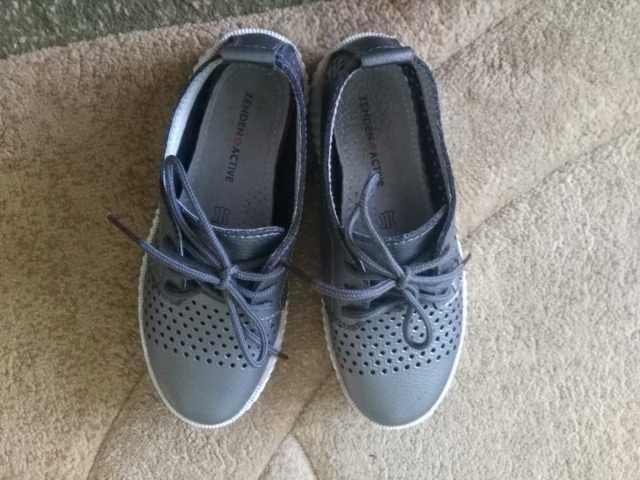 Продам: Кожаные кеды, туфли и балекти