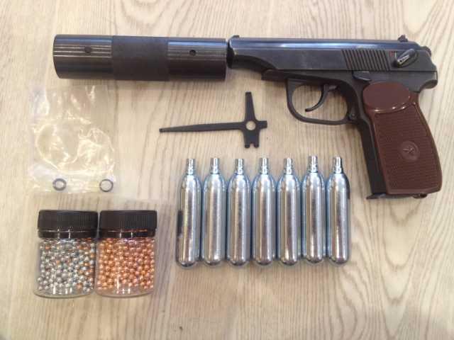Продам Пистолет МР 654к