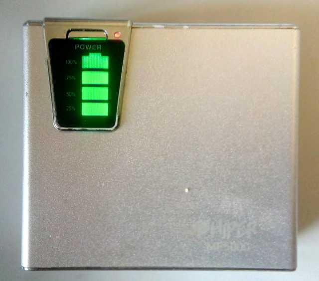 Продам Внешний аккумулятор (Power Bank) HIPER M