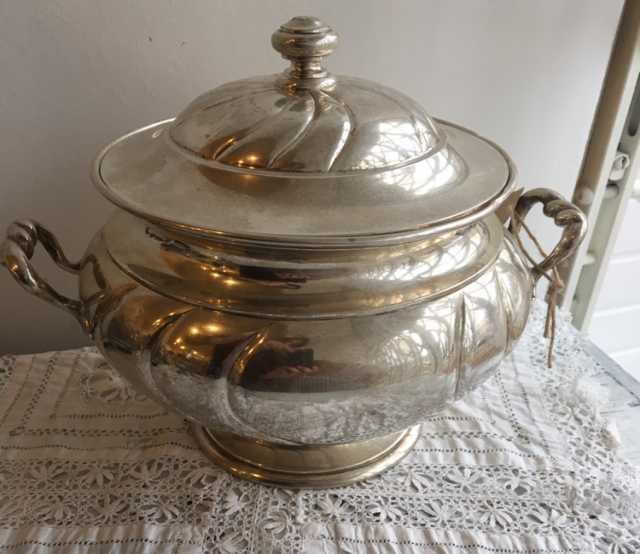 Продам Супница,серебро