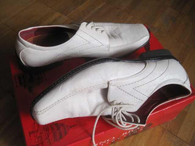 Продам: Мужские туфли кожа