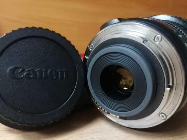 Продам Объектив Canon EF-S 10-22mm