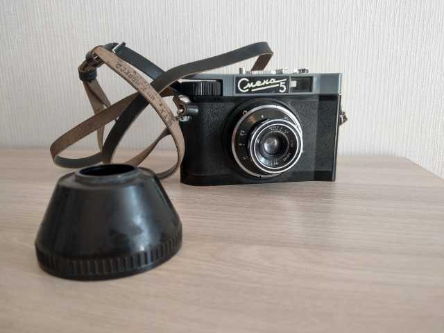 Продам Фотоаппарат Смена 5