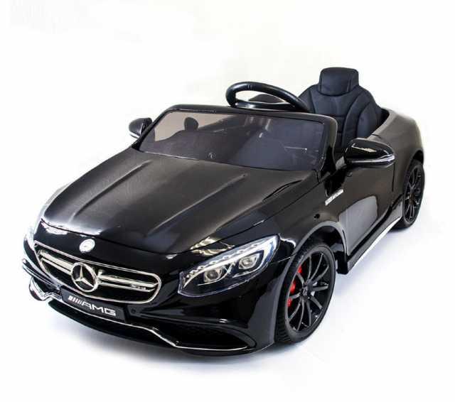 Продам Детский электромобиль Mercedes Benz S63
