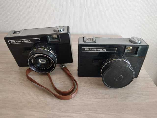Продам Фотоаппараты VILIA