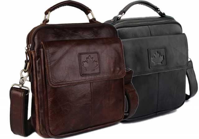 Продам Стильная мужская сумка Canada