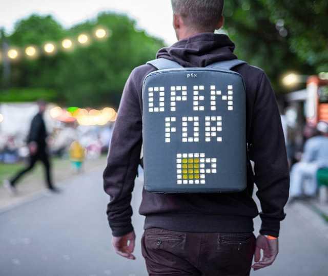 Продам Цифровой рюкзак Pix