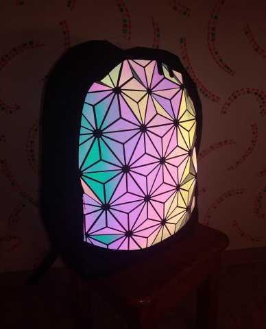 Продам Рюкзак новый светоотражающий