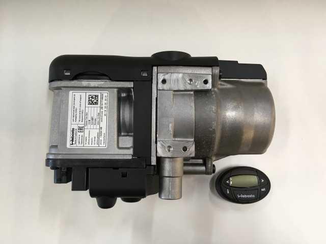 Продам Подогреватель Webasto TT-Evo Start 5 kWt