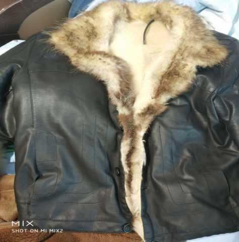 Продам: Куртка мужская тёплая зимняя мягкая